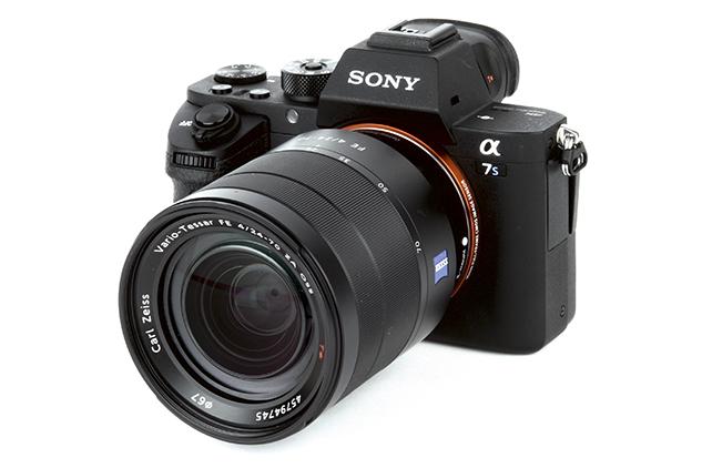 Sony Alpha 7s Ii Review Amateur Photographer