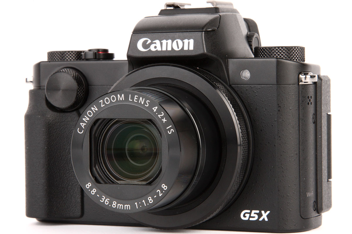 Canon Powershot G5 X Review Amateur Photographer G3 Wi Fi And Nfc