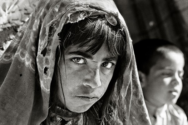 """""""My name is Mah Bibi.  People tell me that I am ten years old.  One of my brothers is five, the other seven.  I am the """"head"""" of the family.  Our parents are dead."""""""