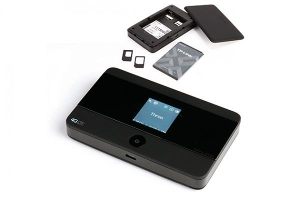 tp link m7350 lte advanced mobile wi fi review amateur. Black Bedroom Furniture Sets. Home Design Ideas