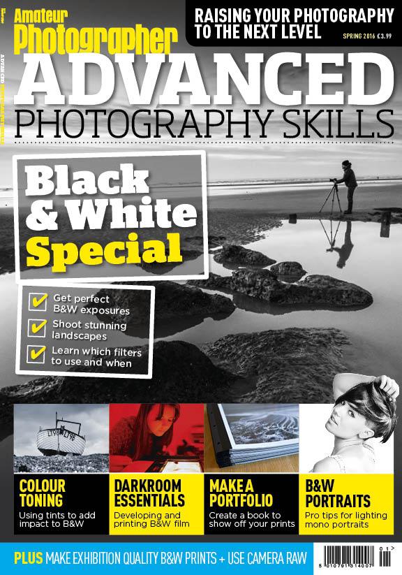 Amateur Photographer Advanced Photography Skills
