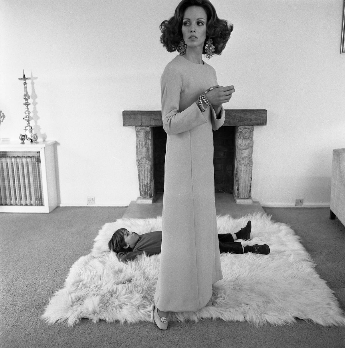 Classic Vogue Fashion Photography