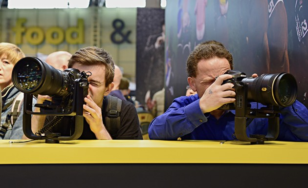 The Photography Show 2015 - Day 1
