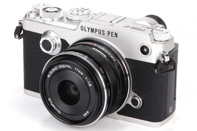 3f95286b6 Olympus PEN-F review - Amateur Photographer