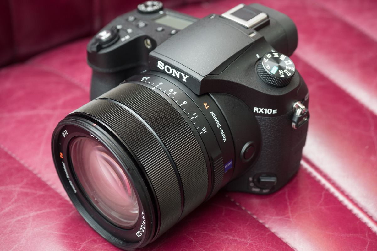 Sony Cyber-shot RX10 III sample image gallery - Amateur
