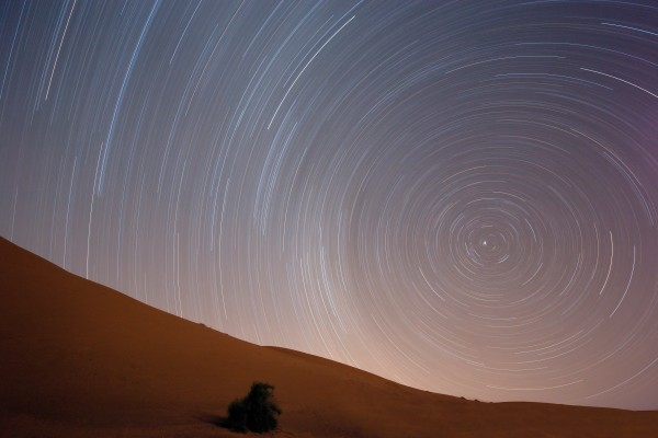 Expert Tips To Long Exposure Photography - Fruit provides light for long exposure photographs