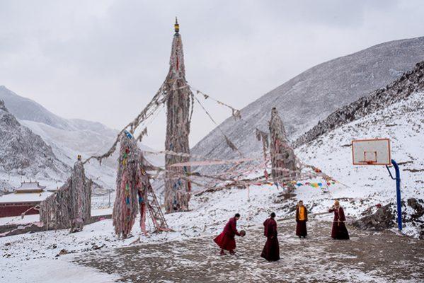 Luc Forsyth, The Plateau, Tibet 2016