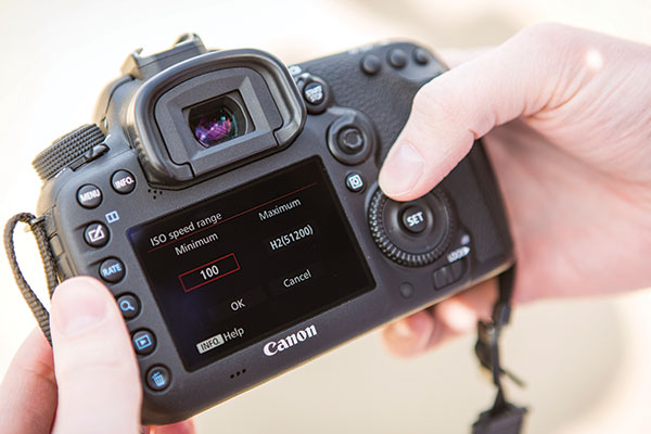 Using custom functions on your Canon 7D Mark II - Amateur
