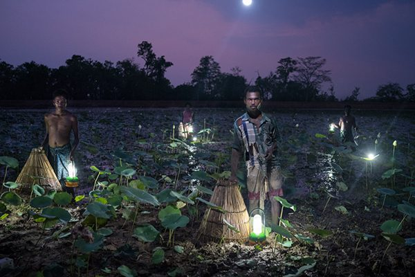 Ruben Salgado Escudero, Solar Portraits India, India 2015
