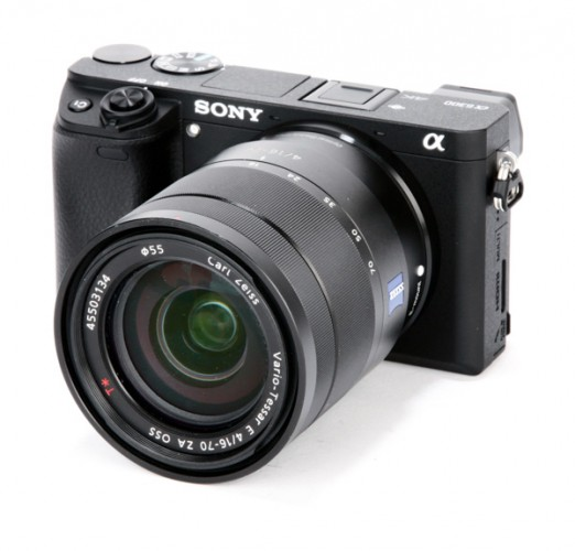 sony alpha 6300 review amateur photographer. Black Bedroom Furniture Sets. Home Design Ideas
