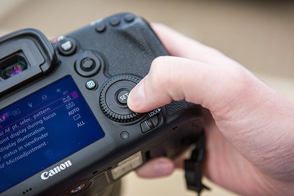 Using custom functions on your Canon 7D Mark II - Amateur Photographer