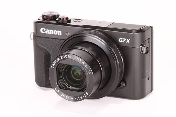 8308b4336b9b Canon PowerShot G7 X Mark II review - Amateur Photographer