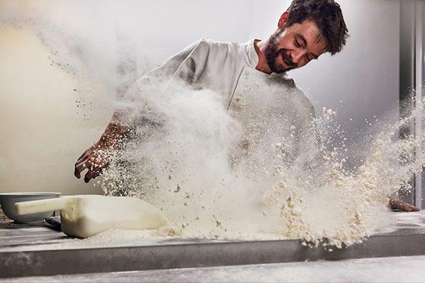 Mark Benham Flour Frenzy