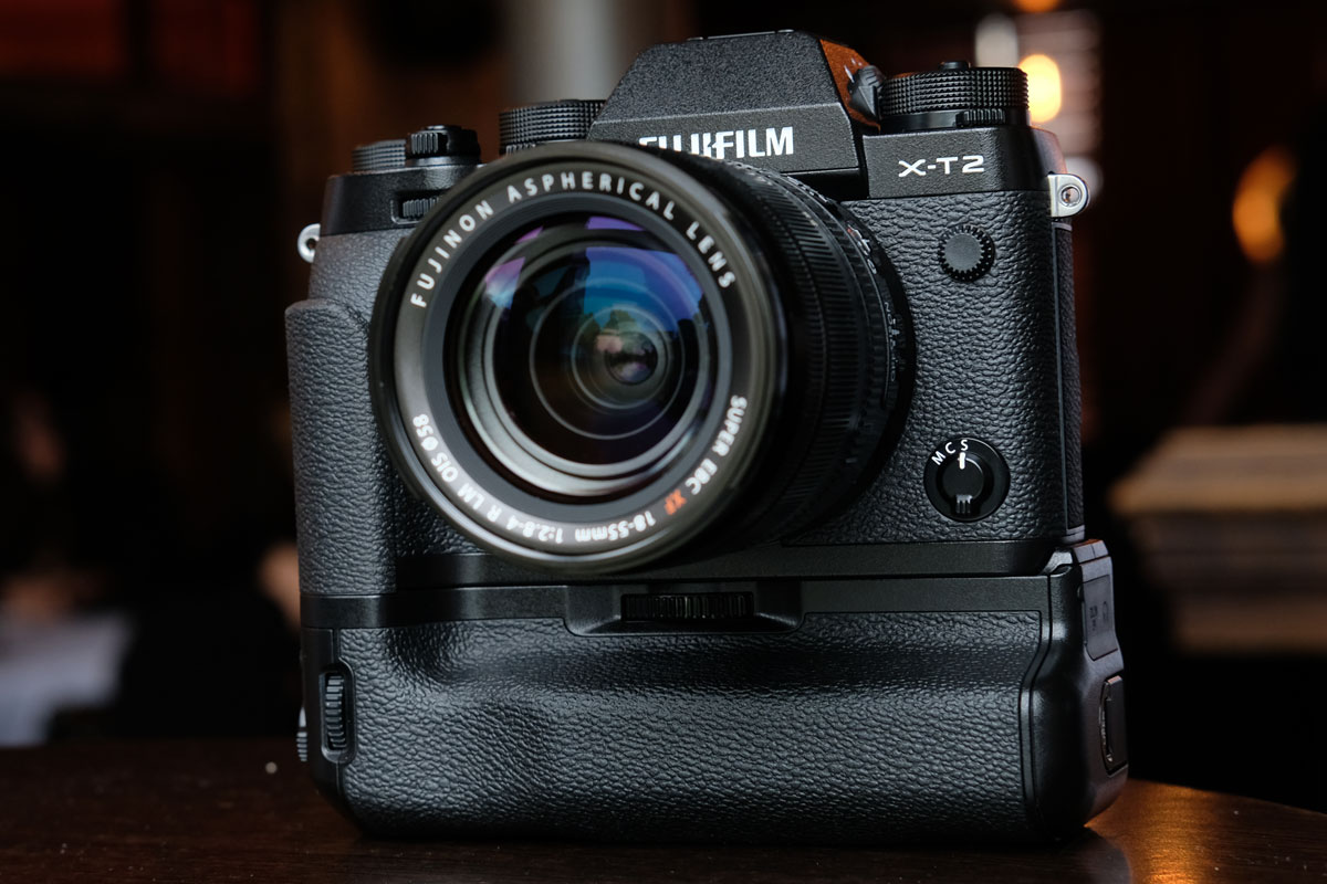 Fujifilm X T2 Review First Look Amateur Photographer