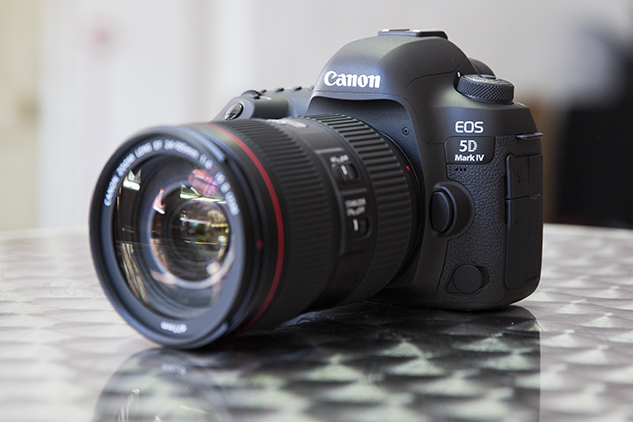 Canon Eos 5d Mark Iv Review First Looks Hands On