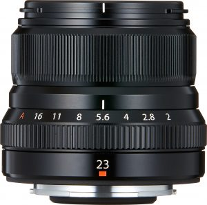 Fuji reveals full details of new 23mm f/2 'weather-resistant' lens