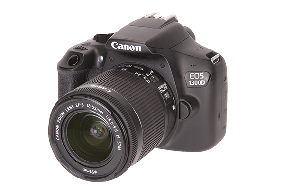 Canon EOS 1300D review - Amateur Photographer