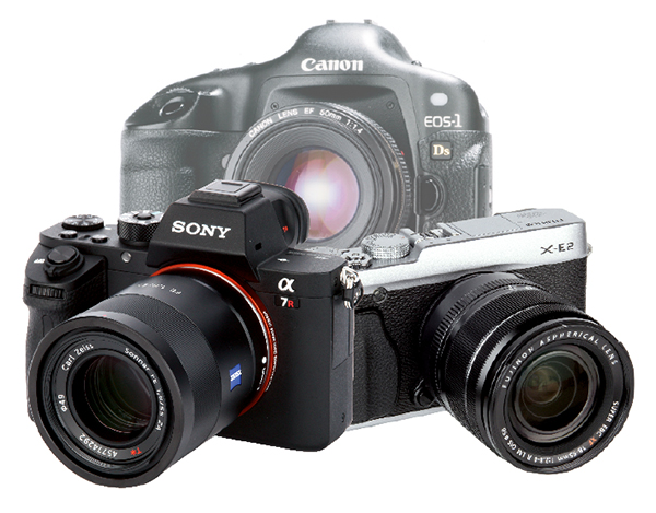 Moving from a DSLR to a mirrorless camera - Amateur Photographer