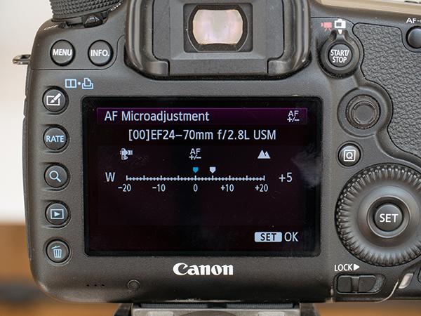 How to adjust autofocus on your DSLR - Amateur Photographer