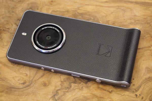 The Kodak Ektra is a smartphone aimed at photographers