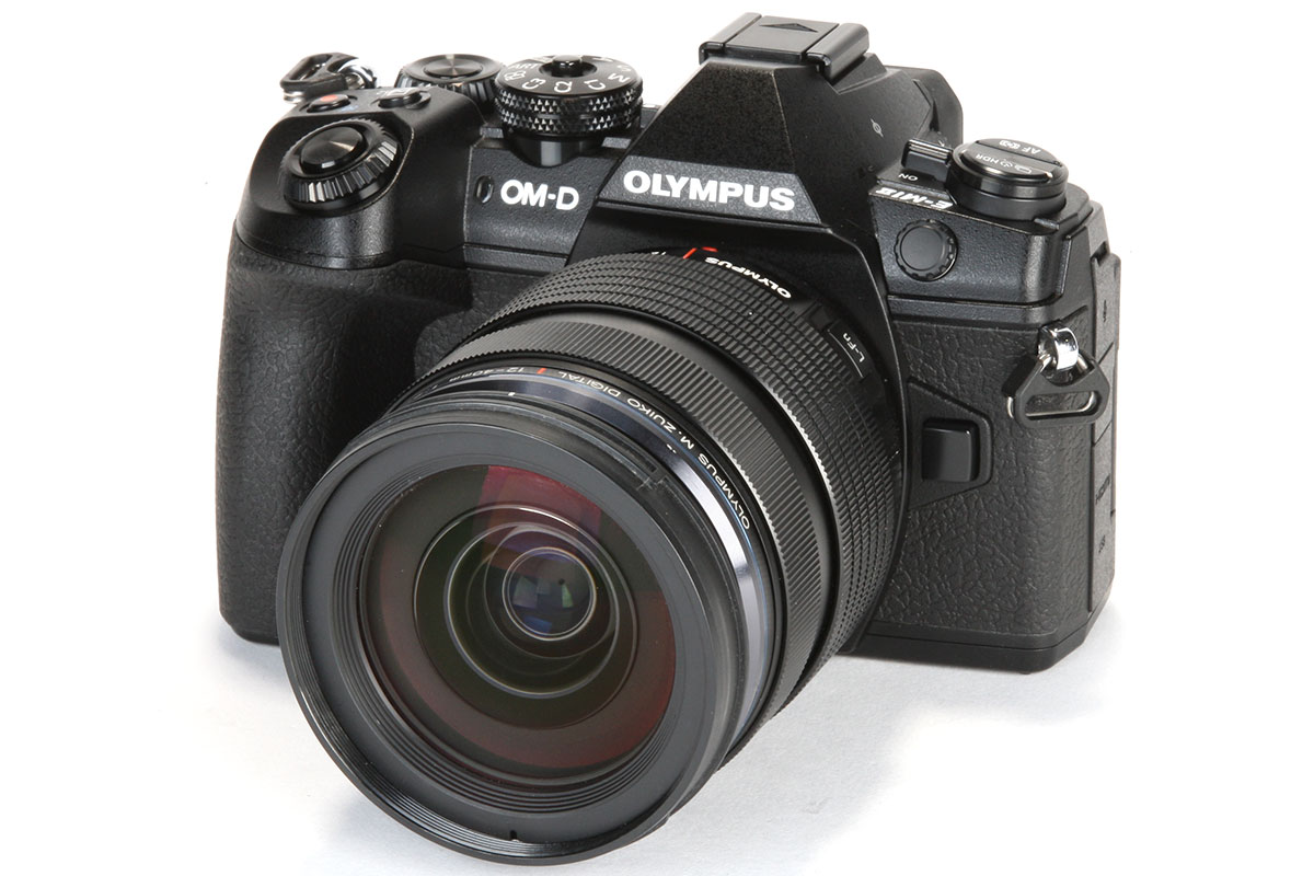 Image result for OLYMPUS OM-D E-M1 II