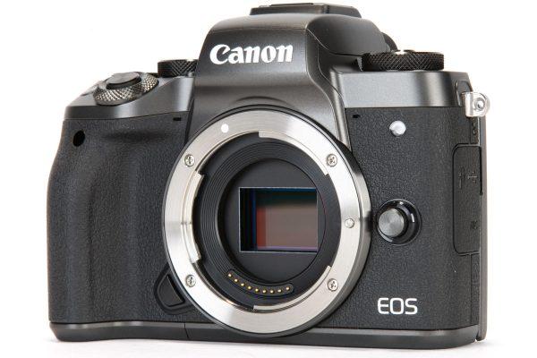 Canon EOS M5 sensor