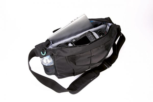 cullmann sydney pro maxima 425+ camera bag open