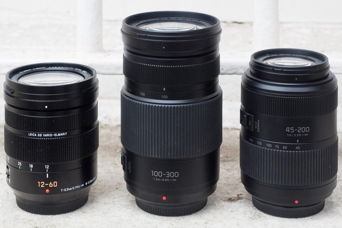 Panasonic Introduces Leica 12 60mm F 28 4 And Updates Four Lenses Lumix Gh5 Body Lens 12mm 14 Asph Amateur Photographer