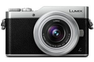 Panasonic Lumix DC-GX800 front
