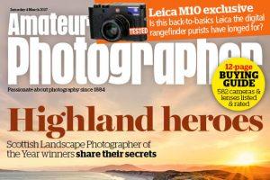 Digital Version Amateur Photographer 4 March 2017