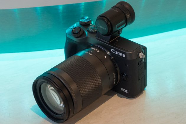 Canon EOS M6 review: Hands on first look - Amateur Photographer