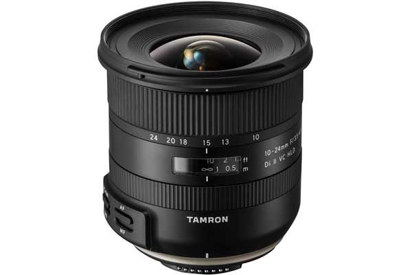 Tamron 10-24mm f/3 5-4 5 Di III VC HLD for APS-C DSLRs