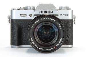 Fujifilm X-T20 & 18-55mm f/2.8-4 R LM OIS XF kit lens