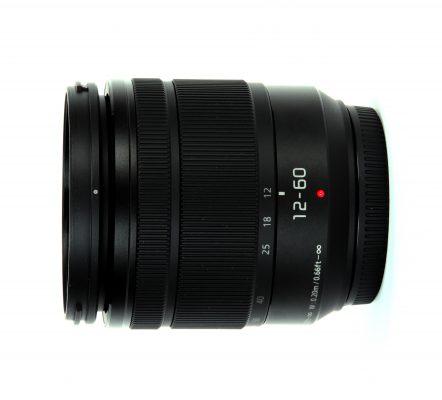 Panasonic Lumix G Vario 12-60mm f/3.5-5.6