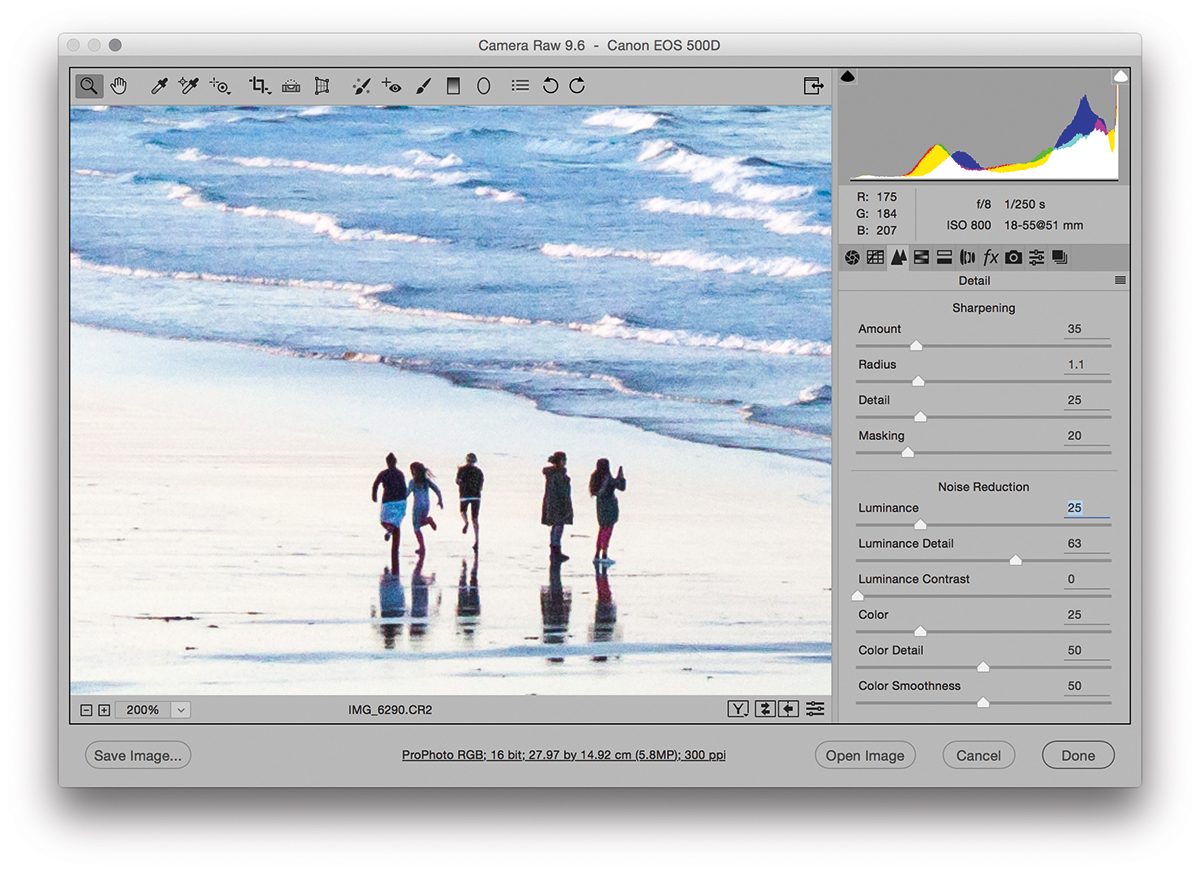 Photo editing masterclass: How to reduce image noise in your photos