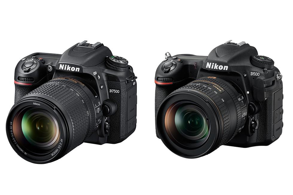 Nikon D500 For Wedding Photography: Nikon D7500 Vs Nikon D500