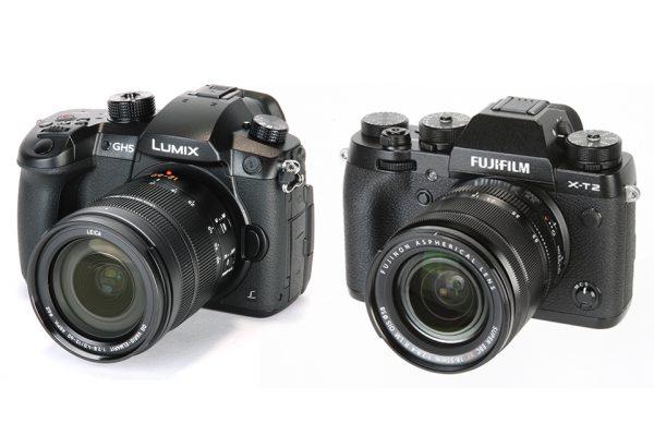 Panasonic GH5 vs Fuji X-T2 - Amateur Photographer