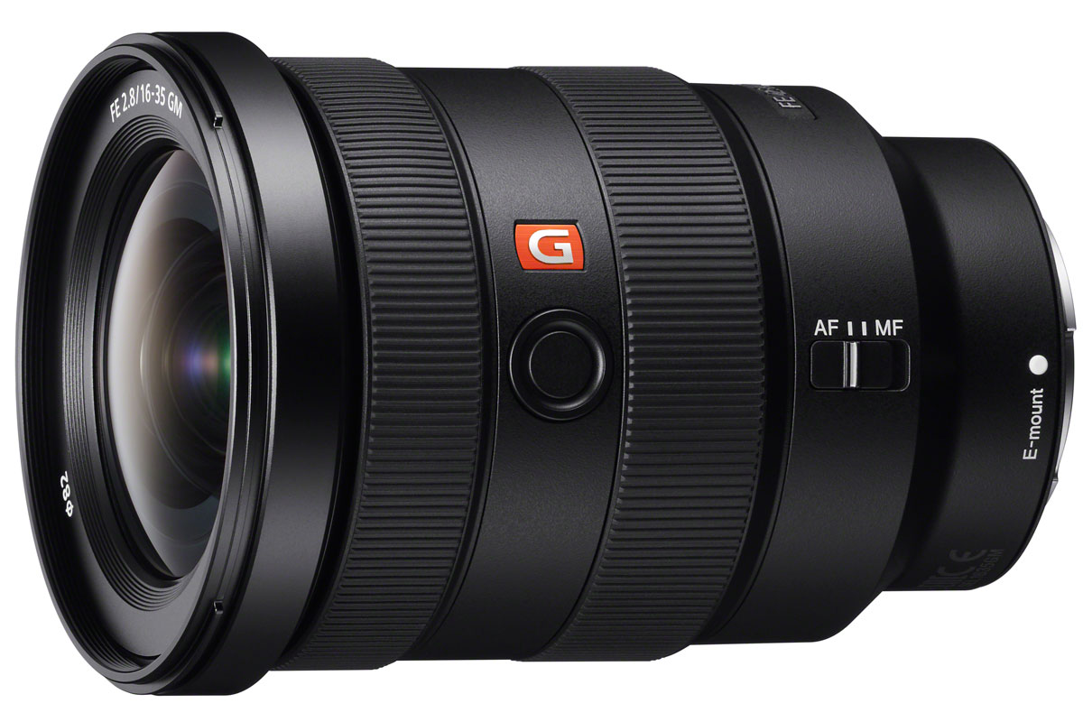 New Sony Fe 16 35mm F2 8 Gm And 12 24mm F4 G Wide Zooms