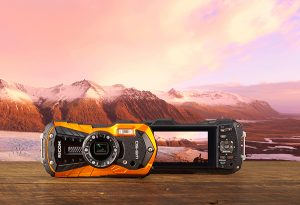 Ricoh reveals its latest waterproof compact camera, the WG-50
