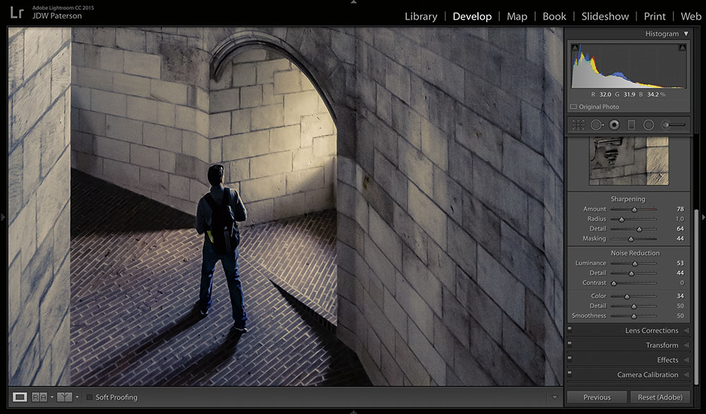 20 tips for better Lightroom editing: Sharpening and noise