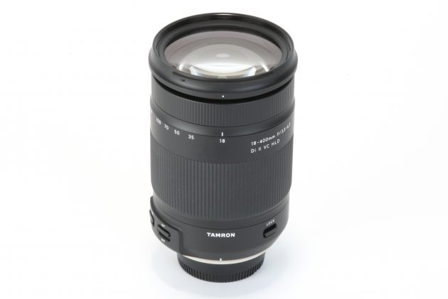 Tamron 18-400mm f3.5-6.3 superzoom lens - UK EXCLUSIVE REVIEW