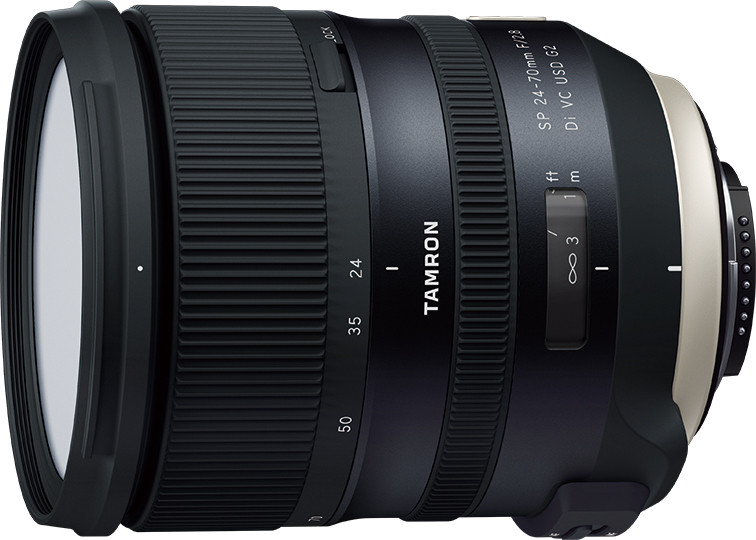 Tamron launches updated 24-70mm lens featuring 5-stop stabilisation