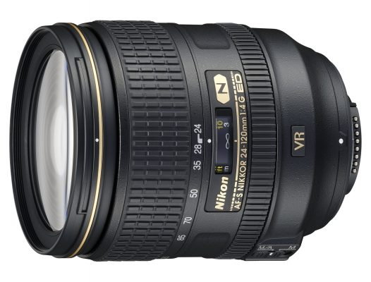 Nikon 24-120mm - best zoom lenses for Nikon