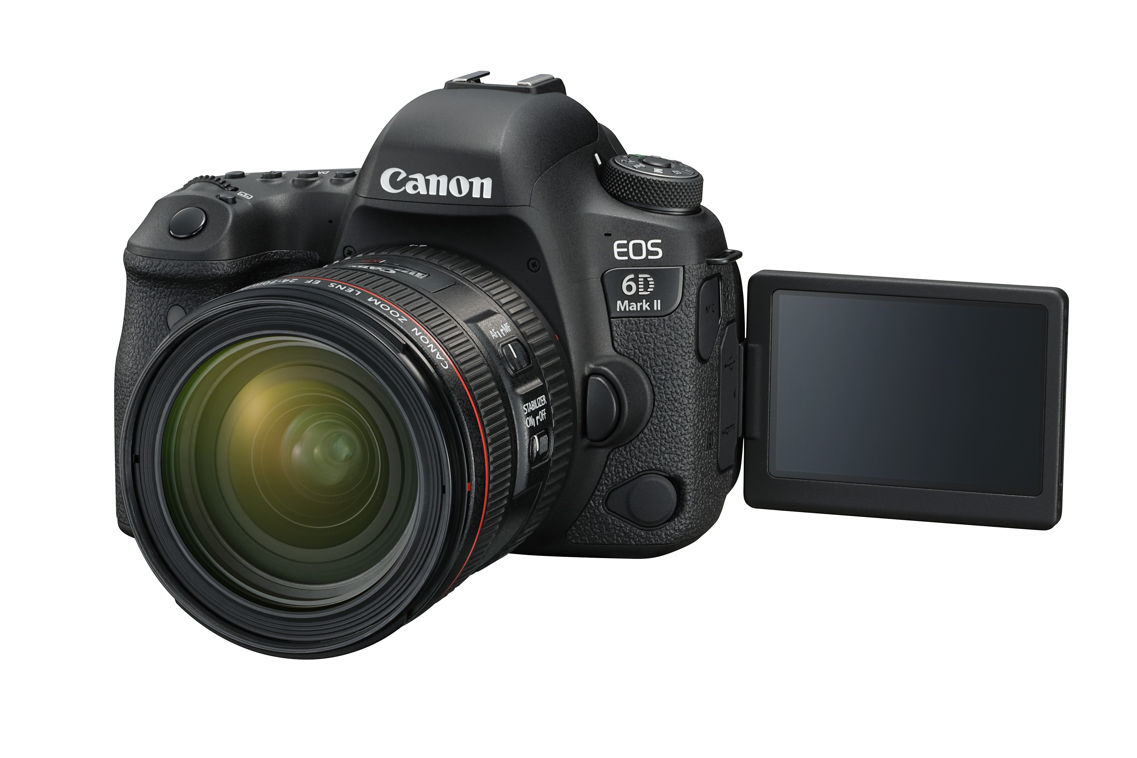 Canon Eos 6d Mark Ii Vs Canon Eos 6d Is It Worth