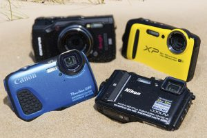 Best tough cameras for the summer holidays