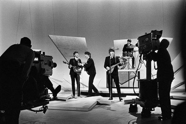 Harry Benson The Beatles