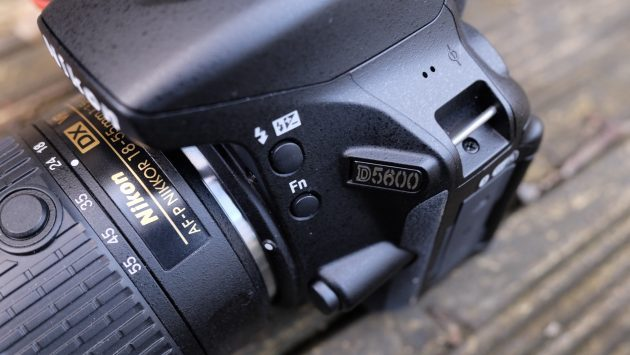 Nikon D5600 Review - a likeable entry-level DSLR
