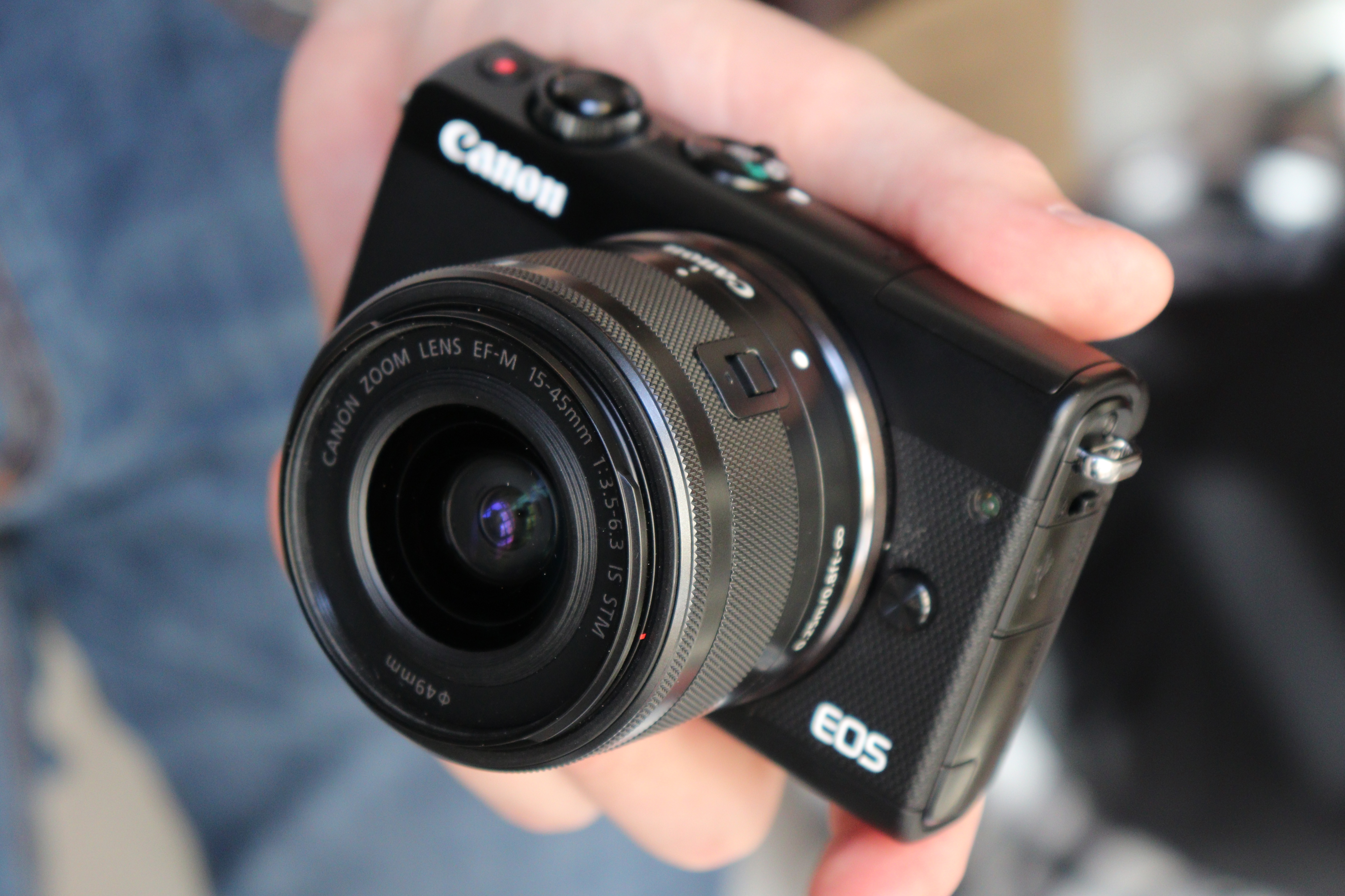 Gadget Place Compact Camera Handle for Canon EOS M100