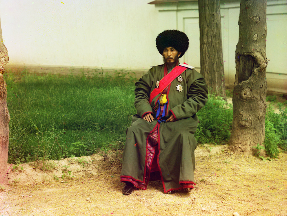 Colour images taken by Prokudin-Gorskii show Russia 100 years ago