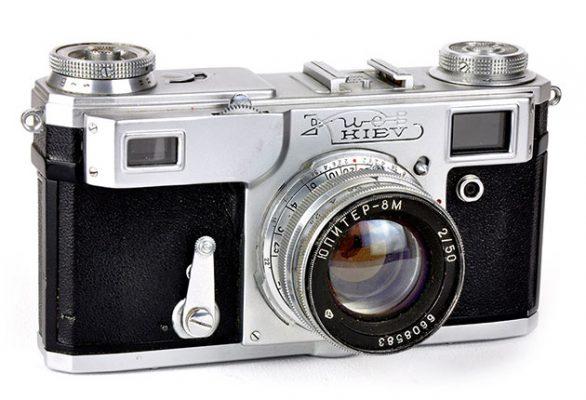 second-hand film cameras